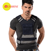 Reasonable warning safety reflective visible oem cheap vest