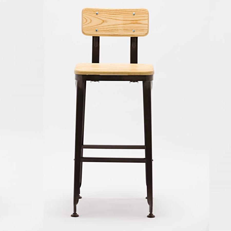 Metal Restaurant & Bar Furniture Lyon High Bar Chairs For Sale ...