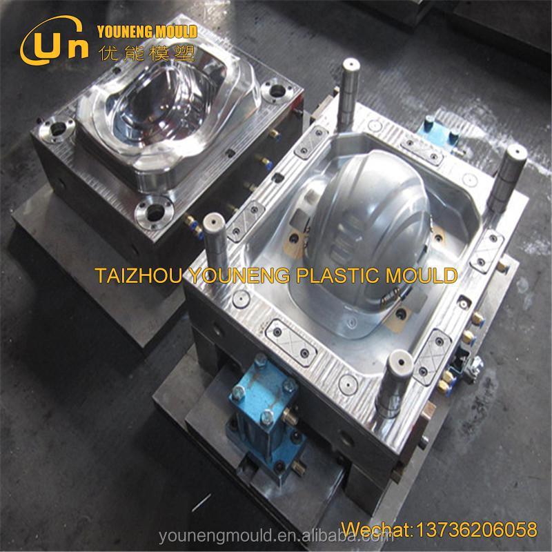 China fabrikant plastic injection moulding plastic helm matrijzenbouw