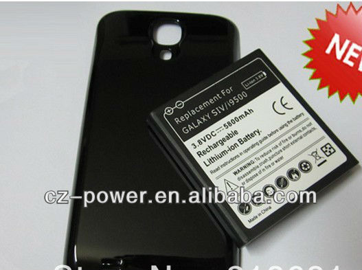 product gs for samsung galaxy s extended battery mah i