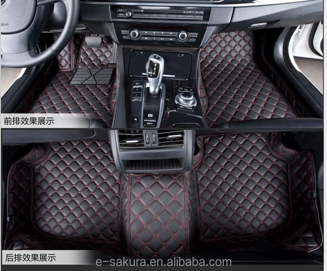 hei er verkauf rechten dirve leder auto teppich auto. Black Bedroom Furniture Sets. Home Design Ideas