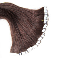 Top Quality 7A Virgin Human Hair 26 Inches Tape Human Hair Extensions