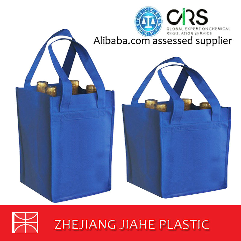 Screen printing reusable non woven Store packing package