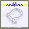 Heavy duty screw pin anchor shackles , stainless steel shackle