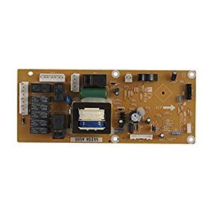 GE Microwave Control Board Part WB27X10466R WB27X10466 Model GE JVM1490BD002