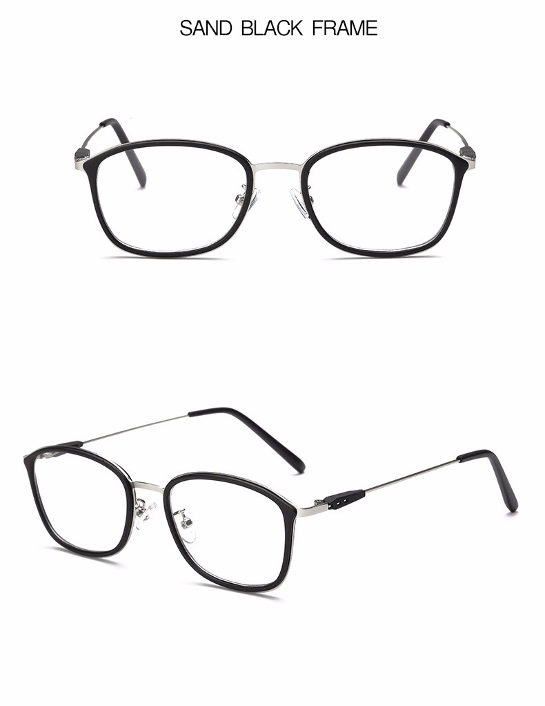 a4fdda7e34 Wholesale- Transparent Glasses Frame Oval And Titanium And Metal In ...