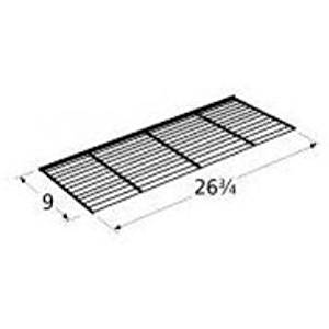 Music City Metals 14625 Chrome Steel Wire Warming Rack Replacement for Select universal Gas Grill Models