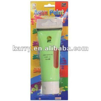 60ml Nontoxic Acrylic Paint Tube Conforms To Lhama En71