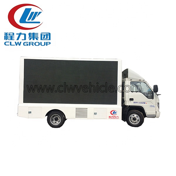 Mobile Digital Led Billboard Advertising Truck With Video Display - Buy Led  Truck,Billboard Advertising Truck,Led Video Truck Product on Alibaba com