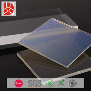 Plastic PMMA Cast transparent acrylic board price