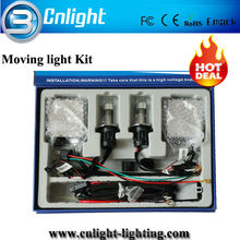 car accessory all color 35/55w HID headlight xenon conversion kit H4-1 H4-2 H4-3 H7 H13 9005 9006 hid lights