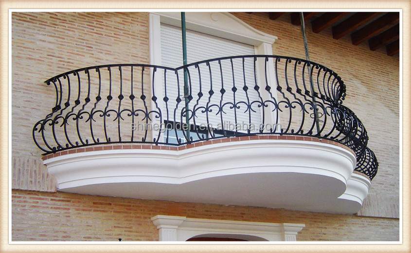 Iron Grill Design For Balcony Steel Designs Product On Alibaba