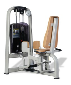 Contact Supplier Chat Now! Hot selling Outer Thigh Abductor XR-9912 Gym Exercise Equipment/ Leg Muscle Training