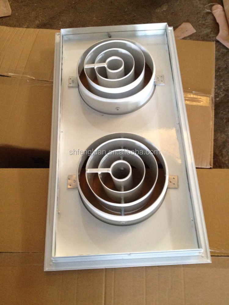 New type Jet Diffuser Round Air Circular Diffuser Ring Type Air Conditioning duct