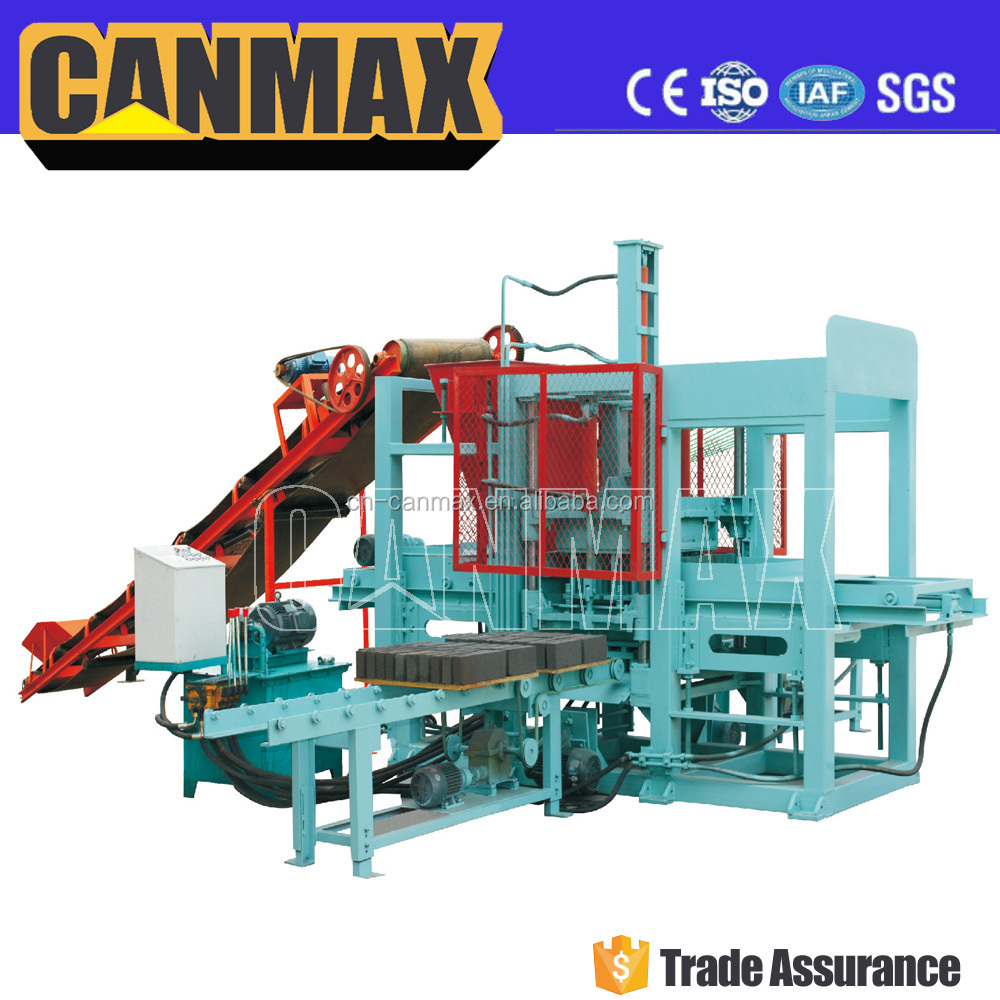 QT4-15 Fully-automatic paver&cement&concrete block making machine price in india