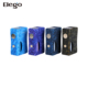Colorful wood/resin style Aleader X-Drip Squonk Box MOD from elego