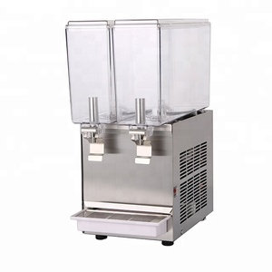 CE Certificate Stainless Steel Drink Beverage Cold Hot Juicer Drink Juice Dispenser