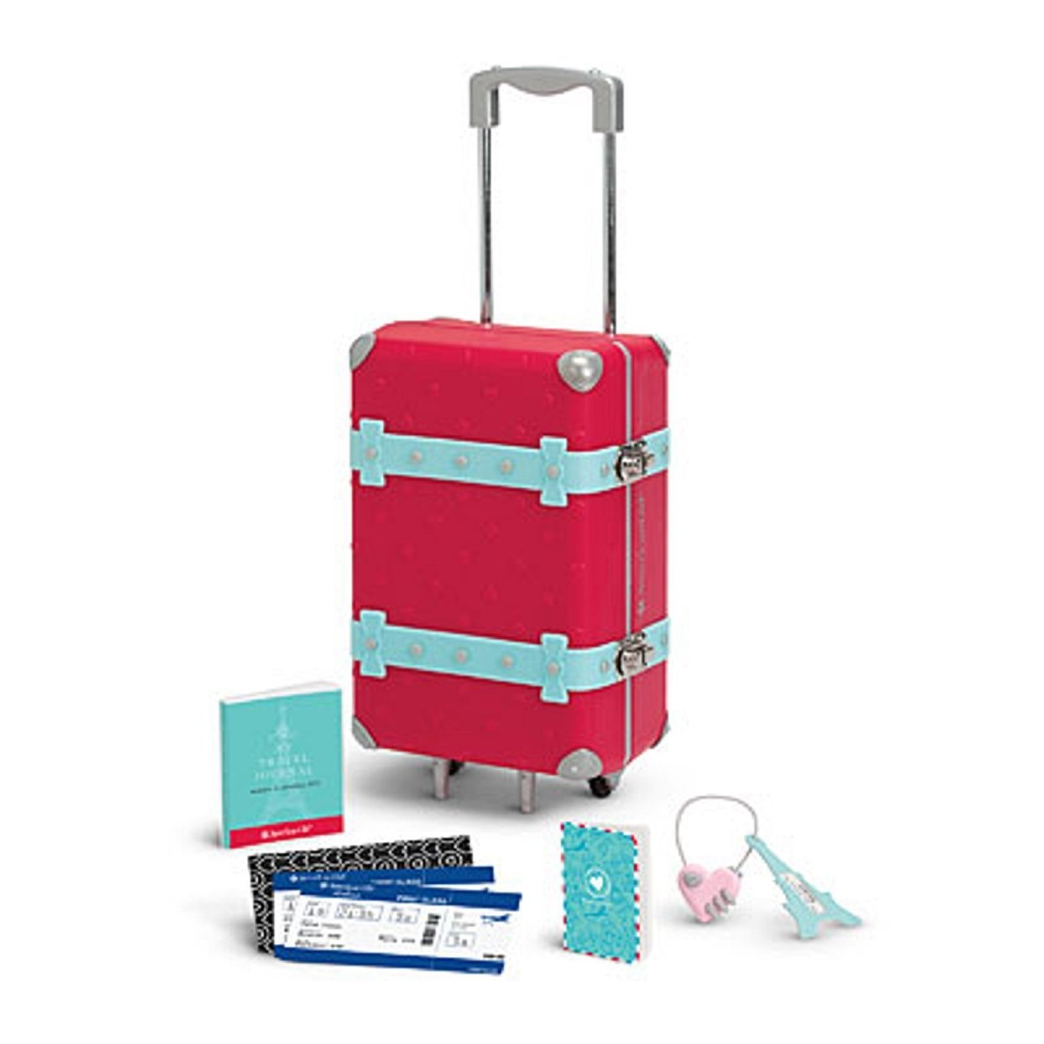 American Girl Grace - Grace's Travel Set - American Girl of 2015