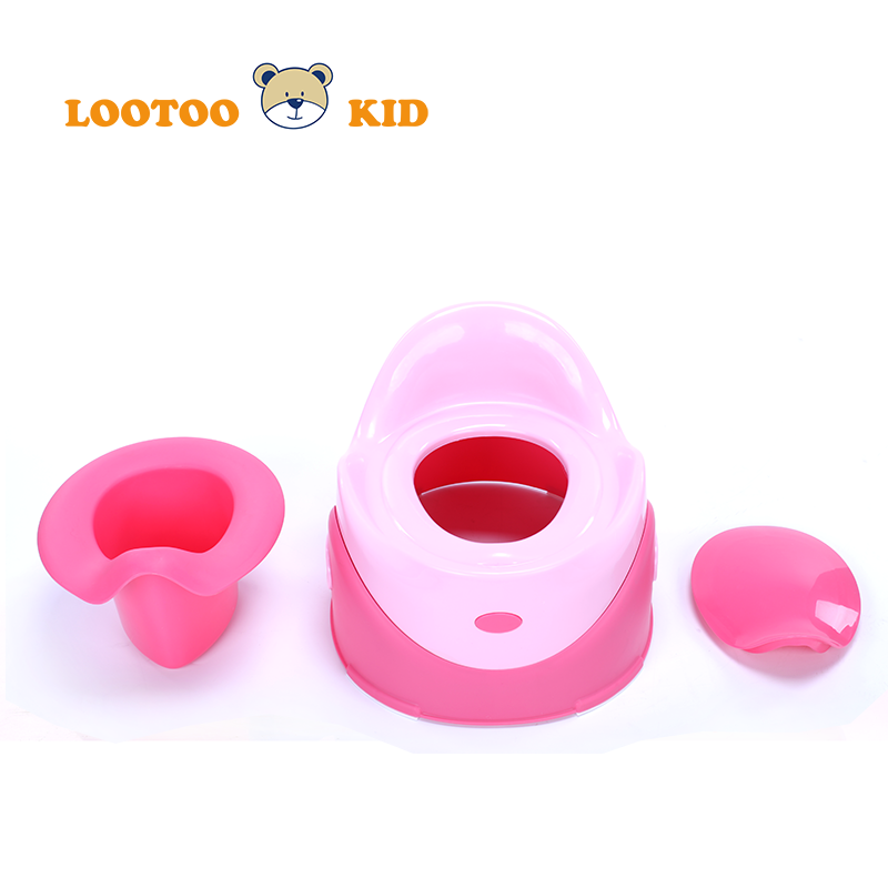 Alibaba china factory hot sale high quality plastic pedestal pan kid toilet training seat