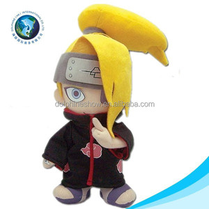 Plush sofy tv doll cartoon toy naruto plush doll