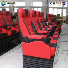 Entertainment product 4D theater seats home cinema seat 5D movie theater equipment