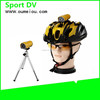 HD 1080p helmet sport action camera suitable for cycling ,skate boarding ,hiking ,skydiving
