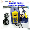 Hotsale!!Lead free soldering machine FX-951,heating component and soldering iron 2 in 1