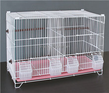 In Stock Portable Large Metal breeding Bird Cages For Sale