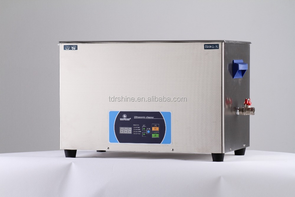 19L stainless Stell Digital Ultrasonic Cleaner with CE