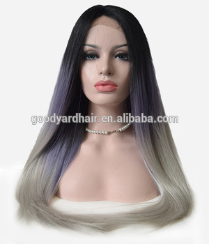2014 Qingdao Premier WIgs # 1B 0-30inch in stock virgin malaysian hair full lace wig with
