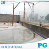 PG Price Plexiglass Acrylic Sheet Round Clear Factories in China