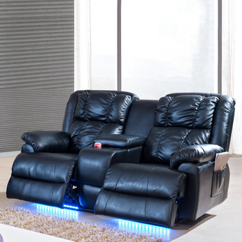 VIP Home Sofa Electric Recliner Massage Sofa Chair Luxury Living Room Sofa : electric recliner - islam-shia.org