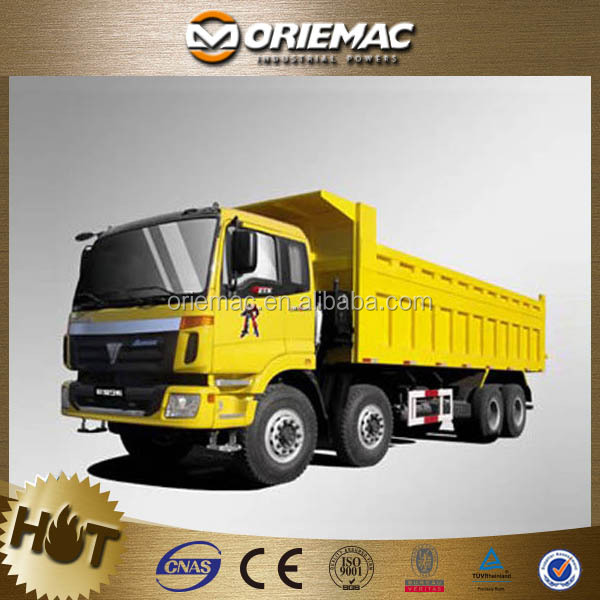 Foton AUMAN 8X4 low price dump truck dimension