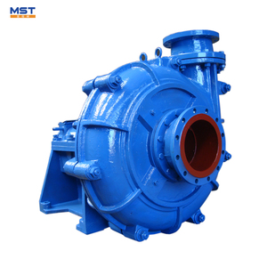 High Head Centrifugal high chrome liner slurry pump
