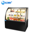 Guangzhou Snack Food Commercial Refrigerated Display Cake Showcase