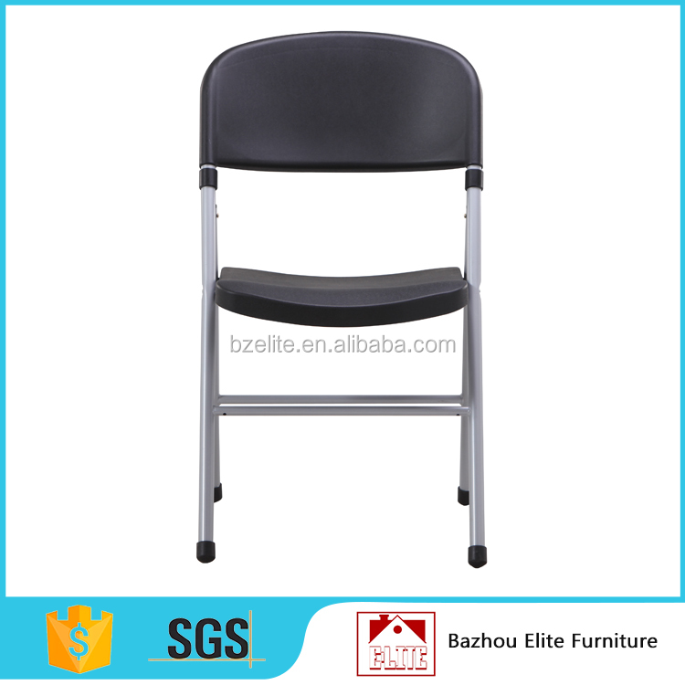 Outdoor cast iron school foldable chairs