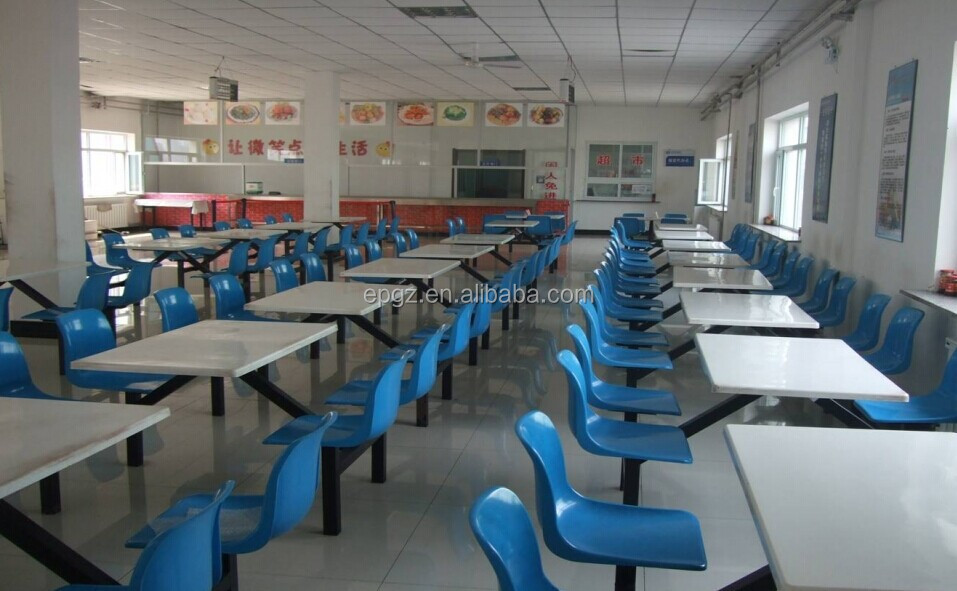 School Canteen Furniture School Canteen Table And Chair