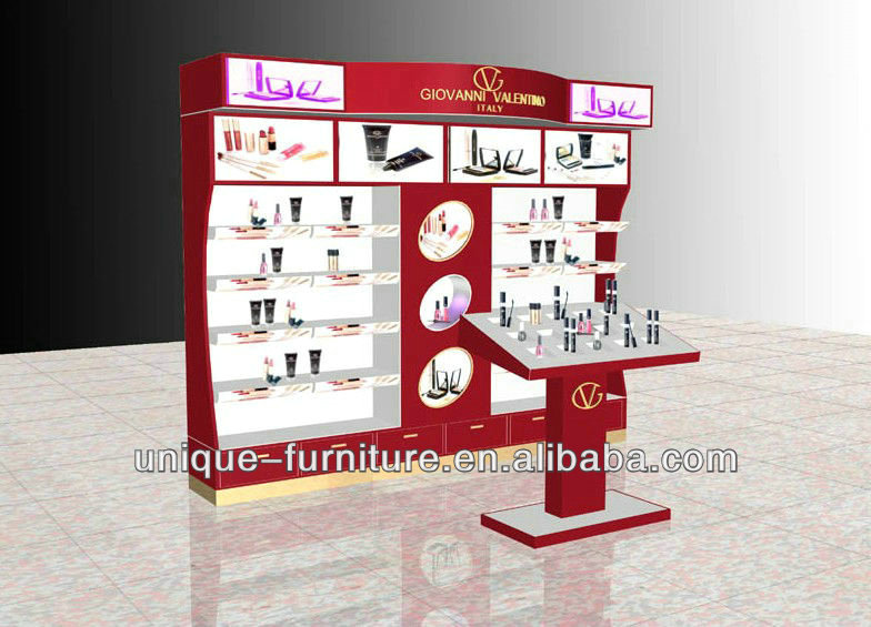 Cosmetic Store Design for AUPRES/OLAY/Maybelline/L'Oreal