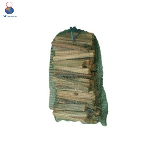 Manufacture and Wholesale puncture & tear resistant packaging firewood mesh bag