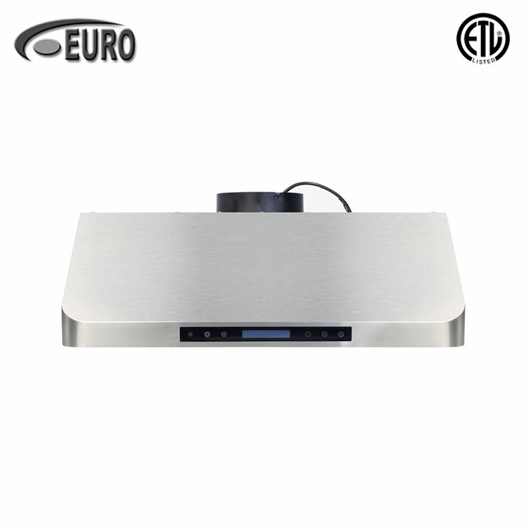 900cfm under cabinet chinese kitchen exhaust range hood cooker hood