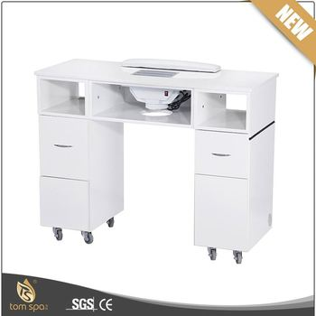 Ts-7314 Nail Bar Furniture Nail Salon Supply Wholesale Manicure Desk ...
