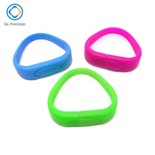Mass Produce Injection Molding Parts Household Product Plastic Colorful Bracelet
