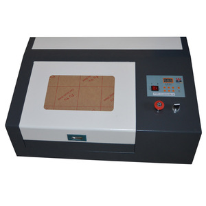 Micro 3020 laser engraving machine carving crafts, woodcut, rubber plate and other non-metallic materials