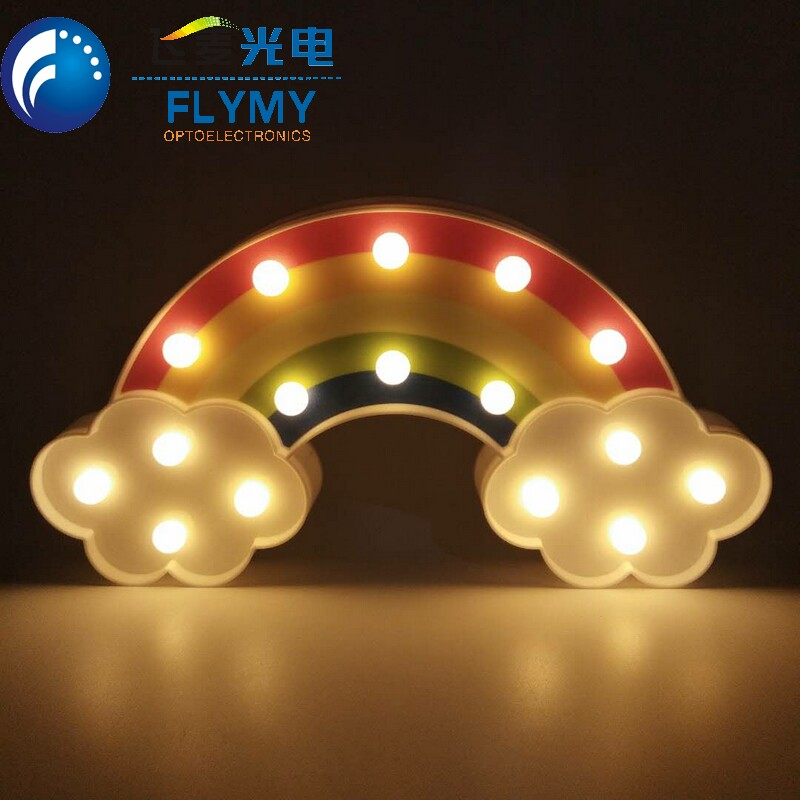 Wedding led Penguin Marquee Letter Lights hot selling standing symbol decoration in electronic wall hanging light