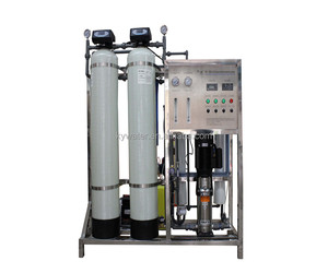 KaiyuanRO-750L/h commercial reverse osmosis water treatment chemical ro water purification plant
