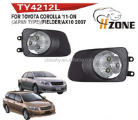 FOR TOYOTA COROLLA 11~ONLY(JAPAN TYPE) / FIELDER / AX 10 2007,FOG LAMP