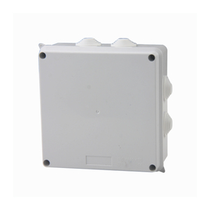 new wall mounted enclosure / plastic connecting box mould