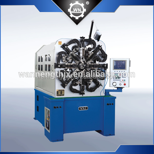 New Style Professional Low Price 5 Axis Waterjet Machine For Making Spring