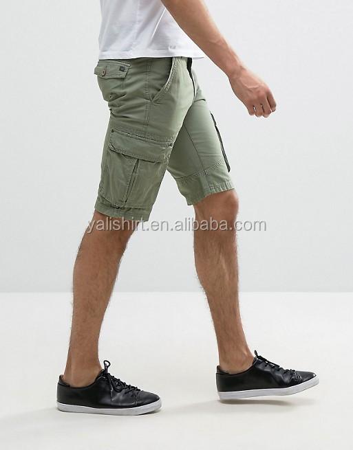 49950231ef3c Summer Fashionable Custom Wholesale Cargo Shorts Half Pants For Mens ...