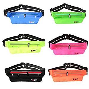 (Random Color) BUBM Waterproof Sport Waist Belt Bag Pack Pocket Purse Running Jogging Pouch / BUBM Waterproof Sport Waist Belt Bag Pack Pocket Purse Running Jogging Pouch . . : . Specificatio